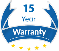 15 years warranty - Home