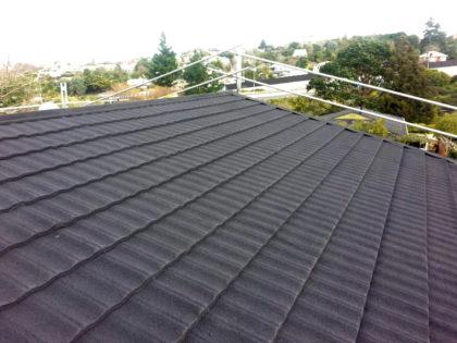 Decramastic-tile-roof-restoration