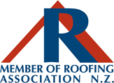 member of roofing Association NZ